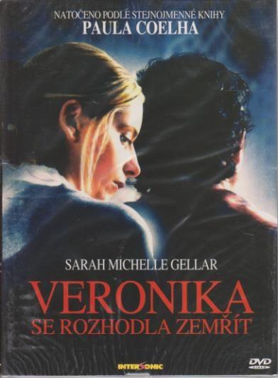 Veronika se rozhodla zemřít - DVD