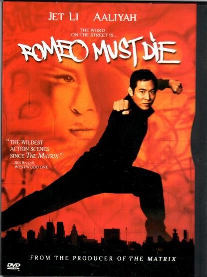 Romeo must die ( Romeo musí zemřít ) - DVD