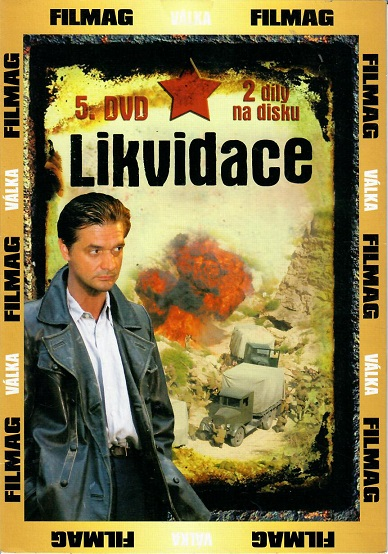 Likvidace 5. DVD