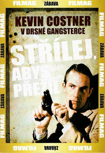 Střílej, abys přežil ( pošetka ) DVD
