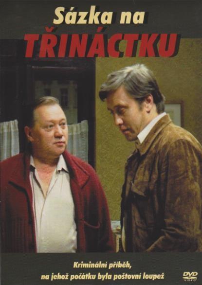 Sázka na třináctku - DVD