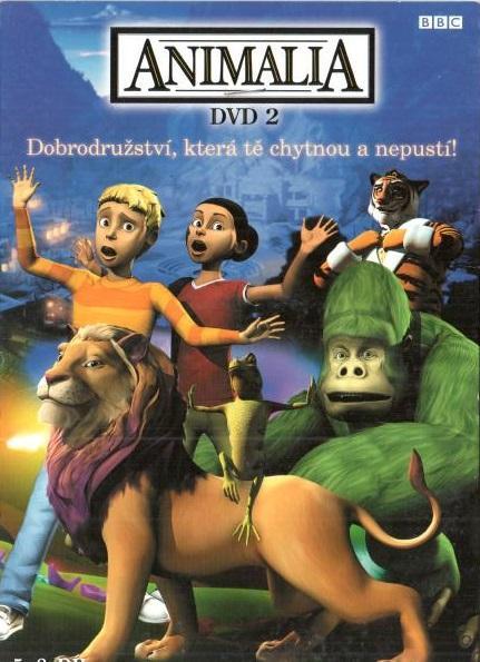 Animalia 2 - DVD