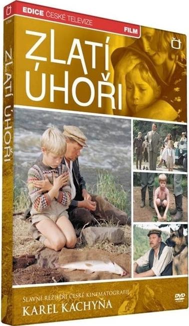 Zlatí úhoři - DVD