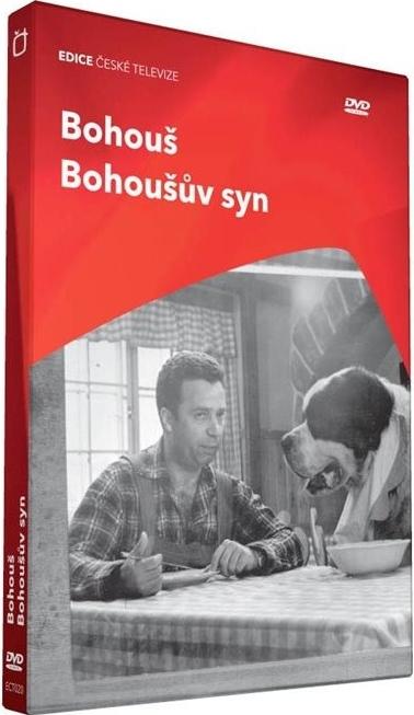 Bohouš + Bohoušův syn - DVD