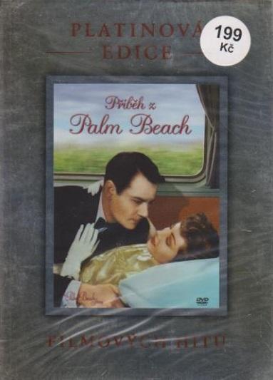 Příběh z Palm Beach - DVD