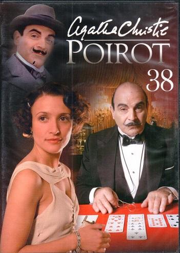 Poirot 38 ( zvuk český ) - DVD