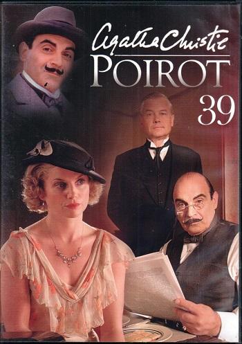 Poirot 39 ( zvuk český ) - DVD