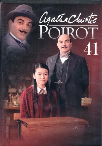 Poirot 41 ( zvuk český ) - DVD