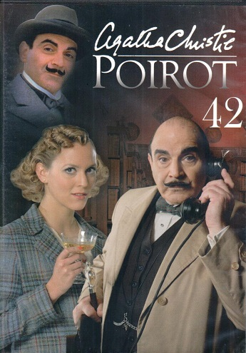 Poirot 42 - ( zvuk CZ ) - DVD