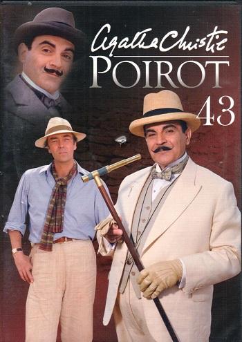 Poirot 43 ( zvuk česky ) - DVD