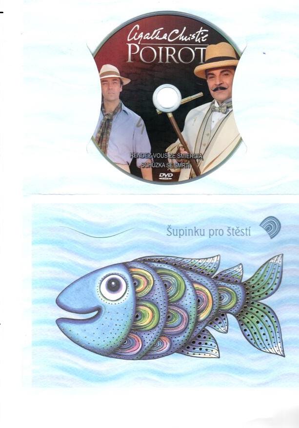 Poirot 43 - dárkový obal ( zboží z prodejny)