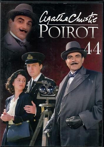 Poirot 44 - s českými titulky - DVD