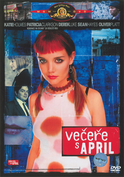 Večeře s April ( plast ) - DVD
