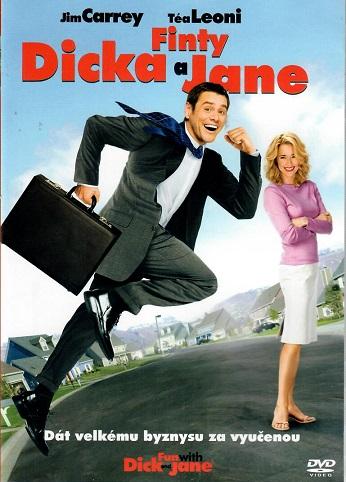 Finty Dicka a Jane ( plast ) - DVD