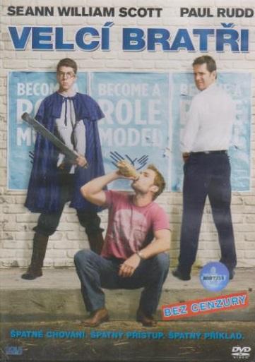 Velcí bratři - DVD