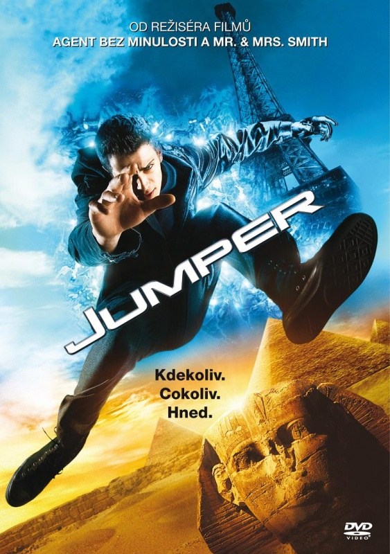 Jumper - DVD plast