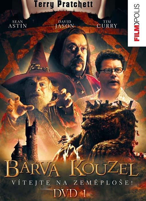 Barva kouzel DVD 1 ( digipack ) - DVD