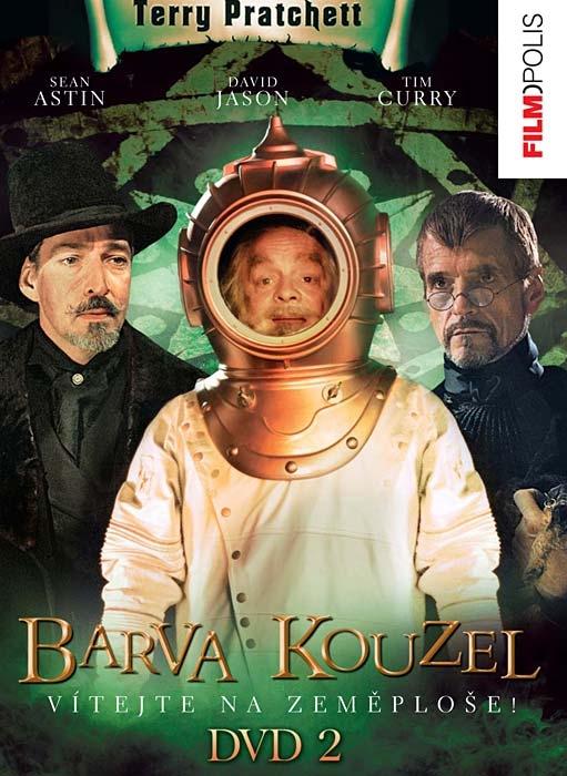 Barva kouzel DVD 2 ( digipack ) - DVD