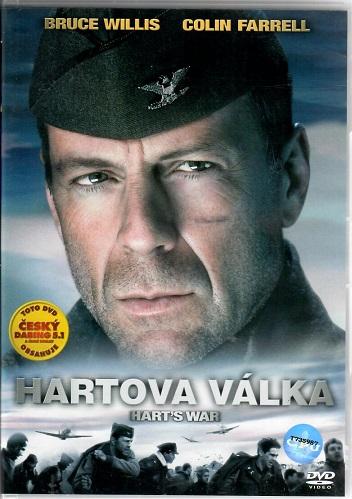Hartova válka ( Plast DVD ) - DVD