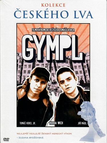 Gympl ( papírový obal kolekce českého lva ) - DVD