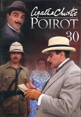 Poirot 30 ( zvuk český ) - DVD