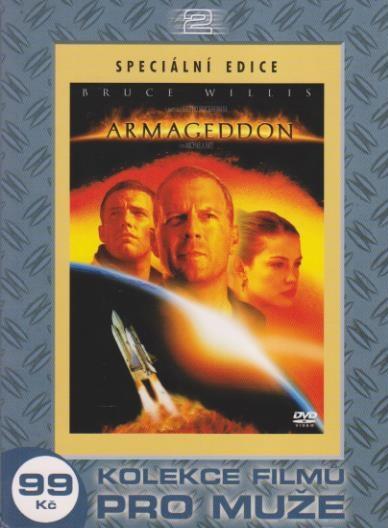 Armageddon - DVD digipack