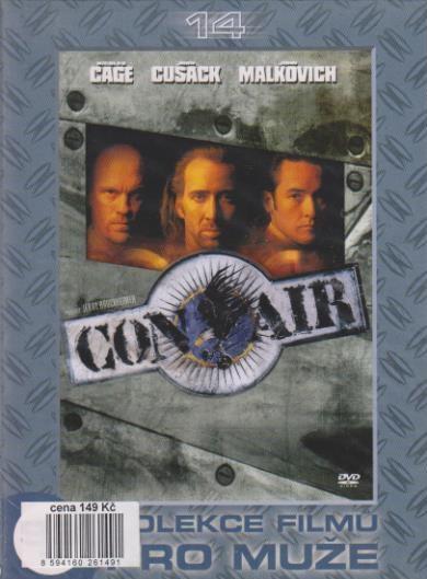 Con air - DVD
