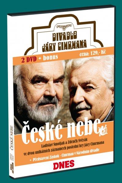 České nebe - DVD