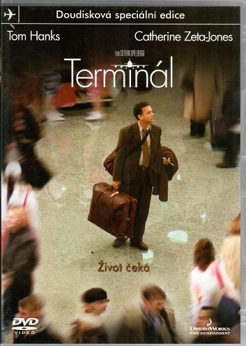 Terminál ( dvoudisková speciální edice ) - DVD