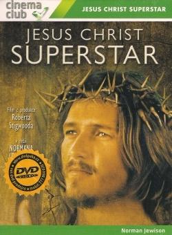Jesus Christ Superstar film ( bazarové zboží ) digipack DVD
