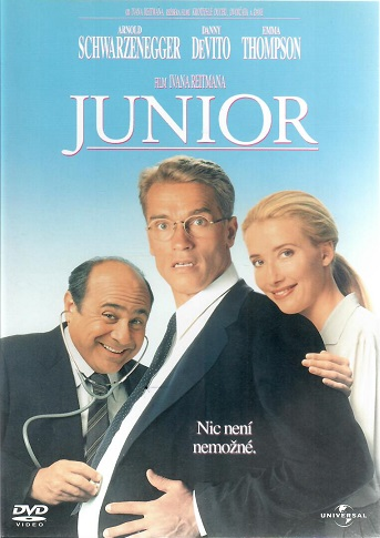 Junior ( plast ) - DVD