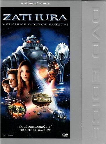 Zathura: Vesmírné dobrodružství ( stříbrná edice ) - DVD