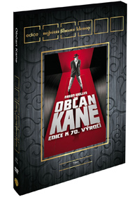 Občan Kane - Filmové klenoty DVD