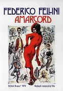 Amarcord - DVD plast