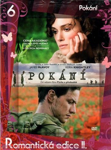Pokání ( digipack ) - DVD