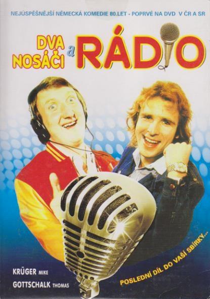 Dva nosáči a rádio - DVD