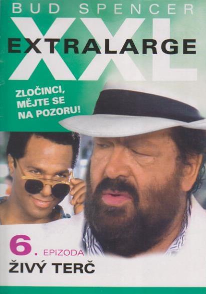 Extralarge 6 Živý terč - DVD