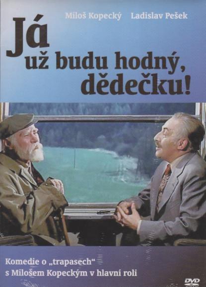 Já už budu hodný, dědečku! - DVD
