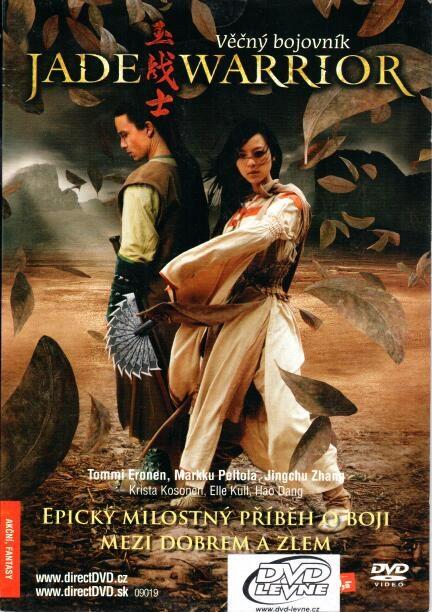 Jade Warrior - Věčný bojovník - DVD