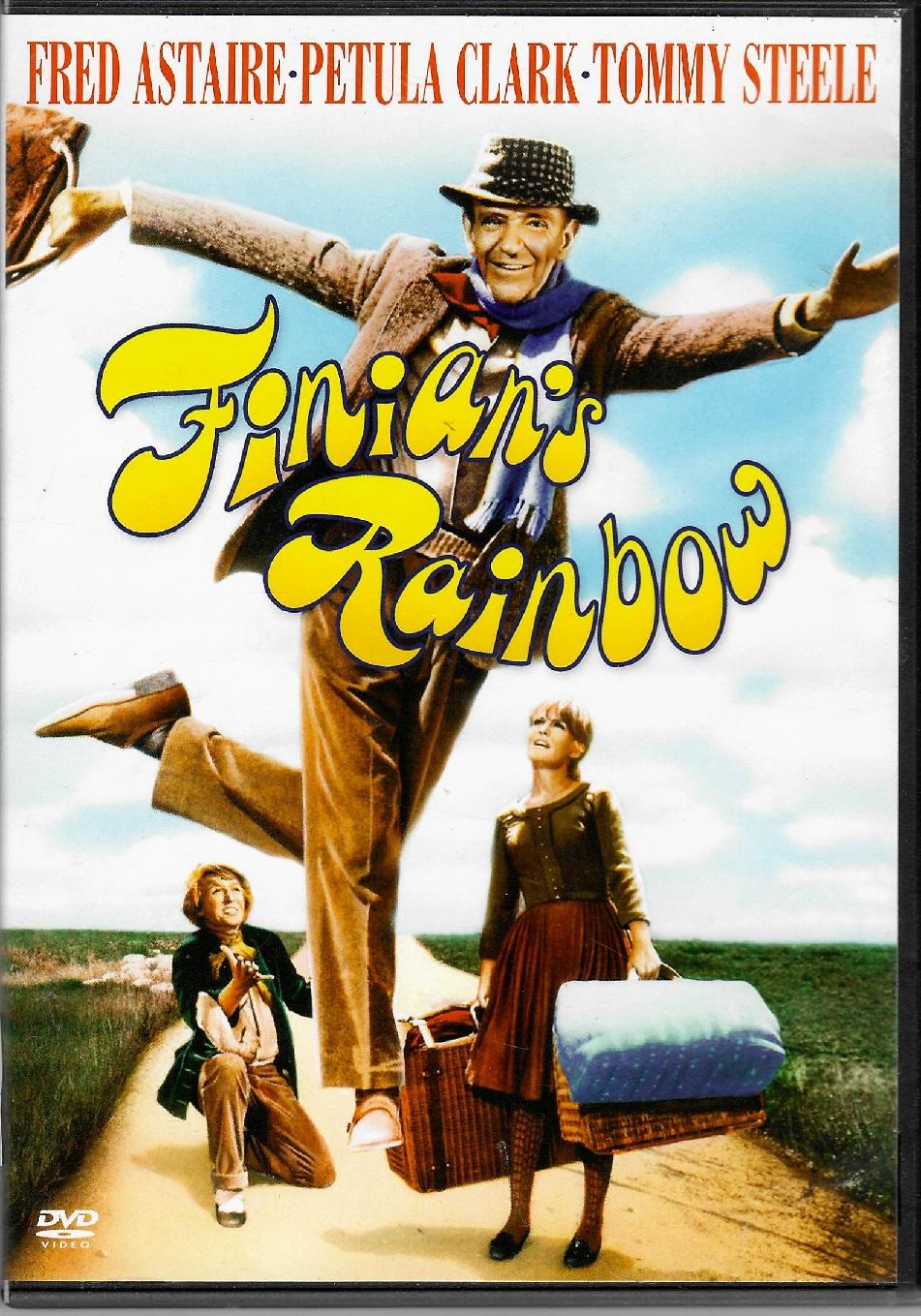 Finian's Rainbow ( Divotvorný hrnec )  - DVD plast