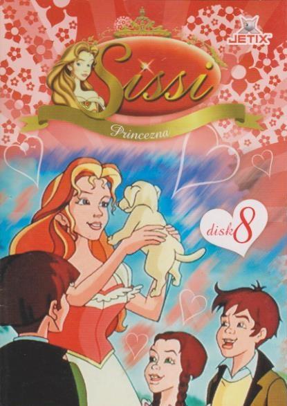 Sissi princezna 8 - DVD