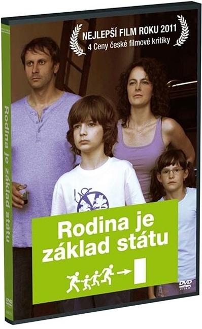 Rodina je základ státu ( plast ) DVD