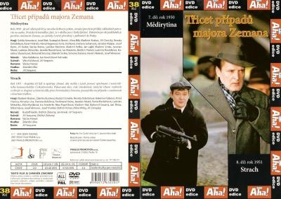 Třicet případů majora Zemana 7, 8 - DVD