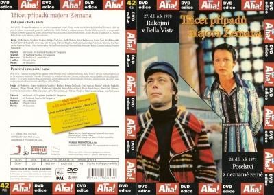 Třicet případů majora Zemana 27, 28 - DVD