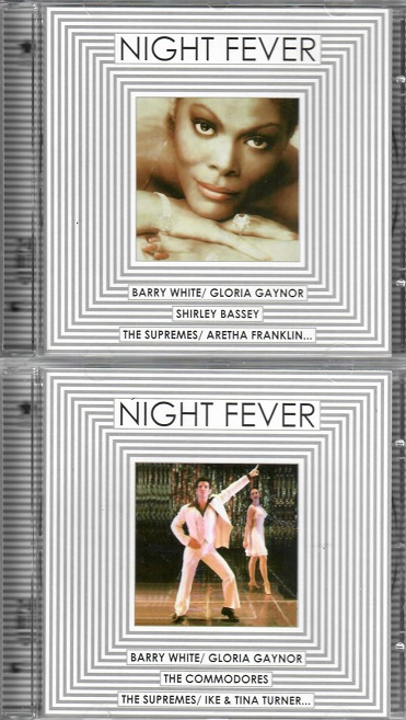 Night fever - 2CD