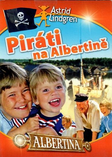 Piráti na Albertině - DVD