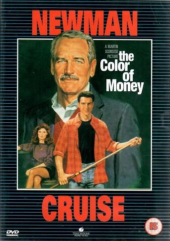 The Color of Money / Barva peněz ( originální znění  ) - plast DVD