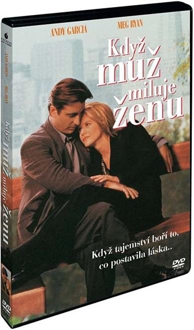 Když muž miluje ženu - DVD