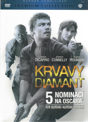 Krvavý diamant ( plast ) - DVD