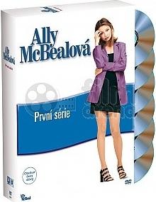 Kolekce Ally McBealová 1. série (6 DVD)